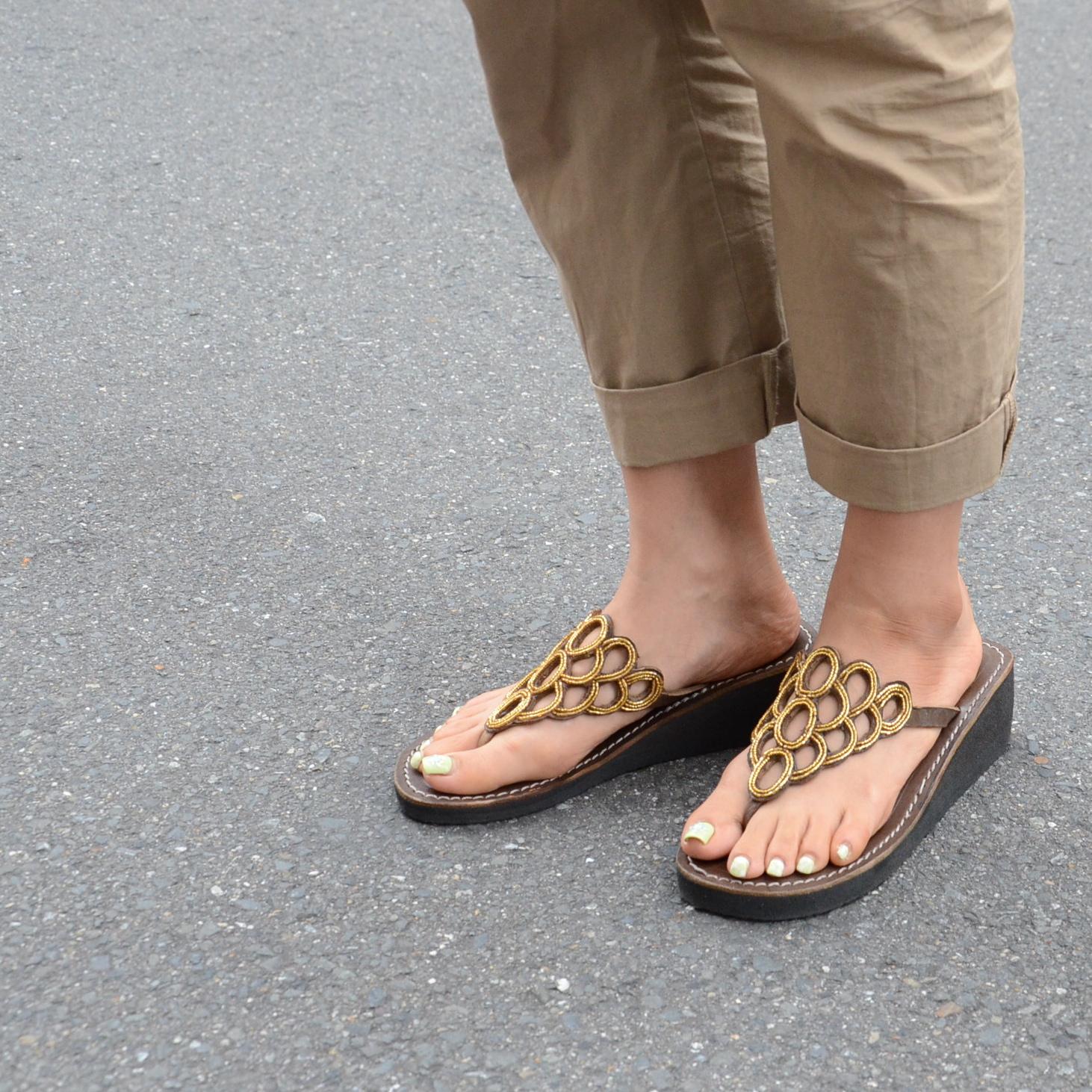 色々なサンダルを履いてお出かけしよう☆人気のサンダルは?のサムネイル画像
