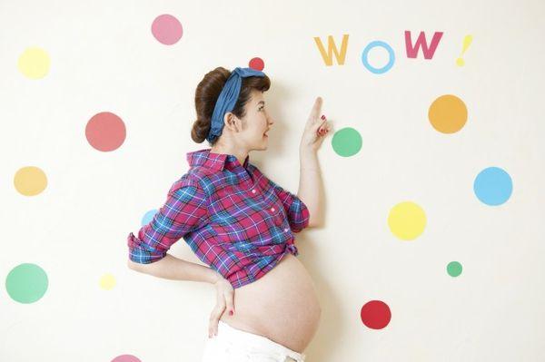 妊婦の服装って困る!楽ちんなのにお洒落に見える妊婦コーデまとめ☆のサムネイル画像