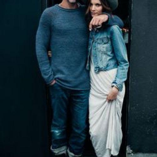 ベッカムに会いに行こう! デニムとH&Mで春夏のカップルコーデ♡のサムネイル画像
