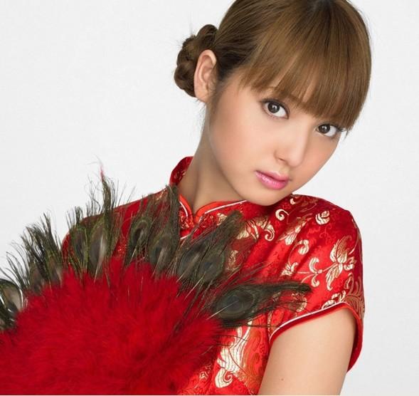 【芸能人】チャイナドレスがステキな画像まとめてみました!【妖艶】のサムネイル画像
