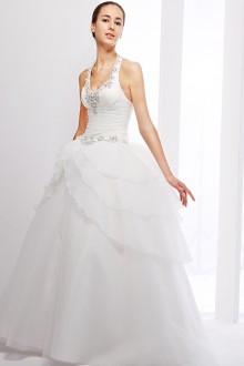 【ホルターネックドレス】主役の花嫁衣裳から、お呼ばれコーデまでのサムネイル画像