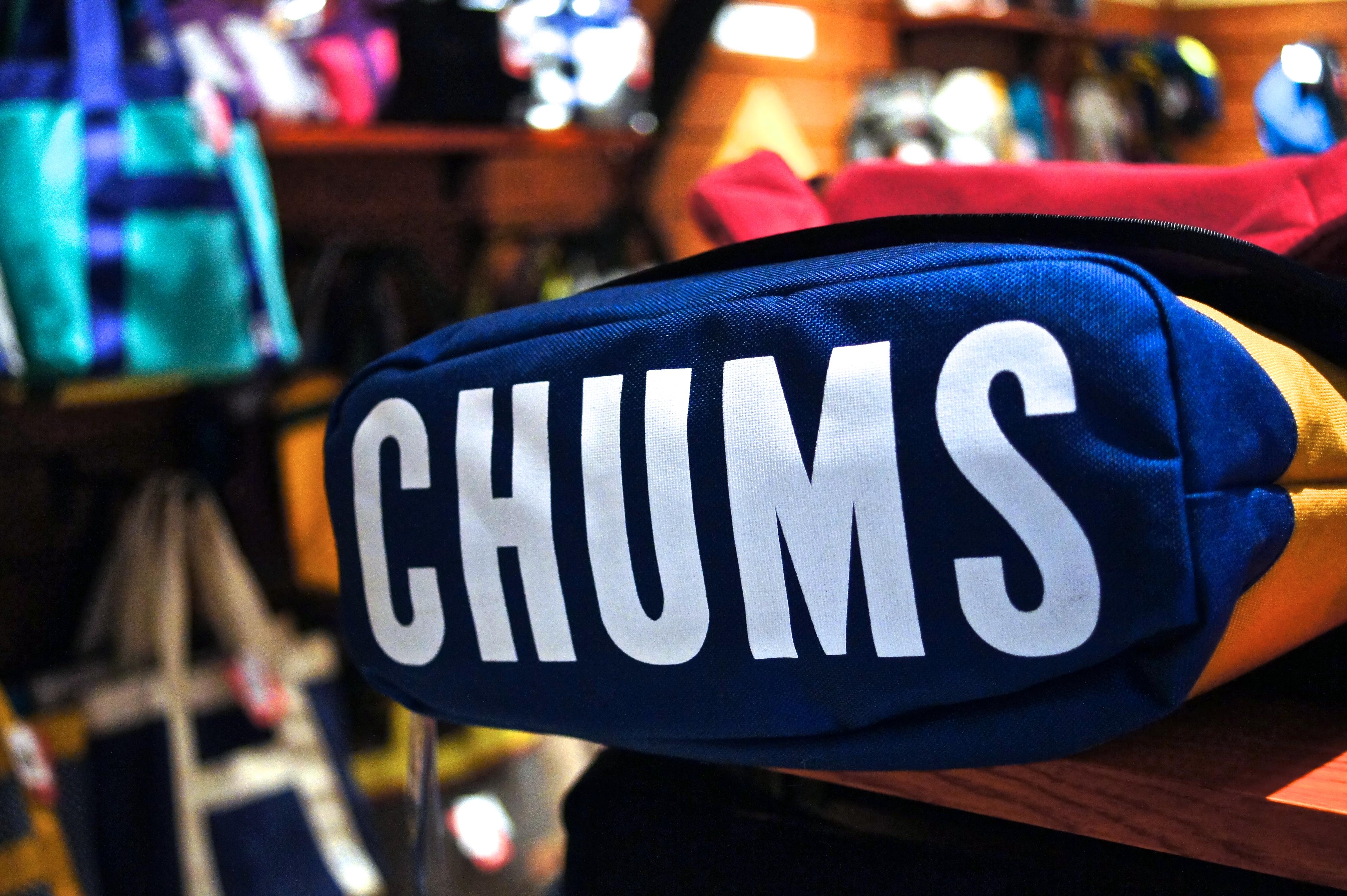 注目間違いなし!かわいくて大人気、チャムスのリュック大公開のサムネイル画像