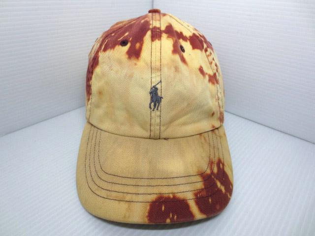 【ラルフローレンの帽子】定番ブランドでお出かけしませんか?のサムネイル画像