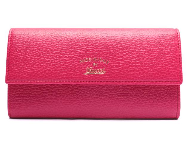 かわいいおしゃれな「ピンクの長財布」で金運UPしちゃいましょう♪のサムネイル画像