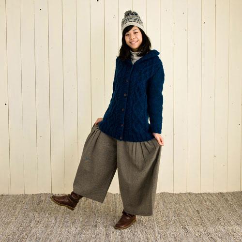 冬コーデに必要なガウチョパンツ!可愛い着こなしを実現させようのサムネイル画像