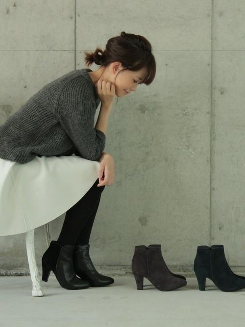 ブーツを使ったコーデはデートにもぴったり!季節別にコーデをご紹介のサムネイル画像