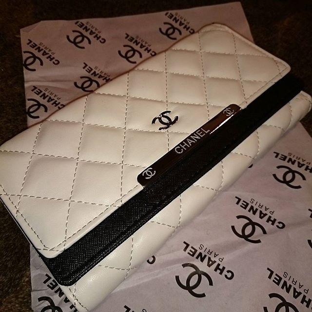 白の長財布特集ですよー♡かわいい白の長財布をまとめました☆彡のサムネイル画像