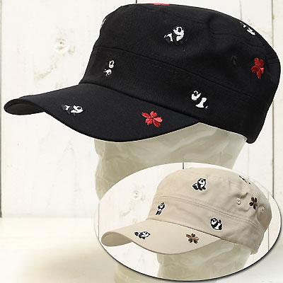 ワークキャップという帽子でレディース向けな有名ブランドといえばのサムネイル画像