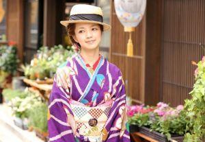 わっ♡ドキッ!くらっ❤【 艶やか着物 】レトロな着物で女子力全開!のサムネイル画像