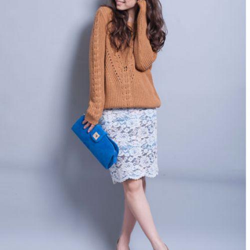 タイトなのに辛すぎない!レースタイトスカートの魅力とは?♡のサムネイル画像
