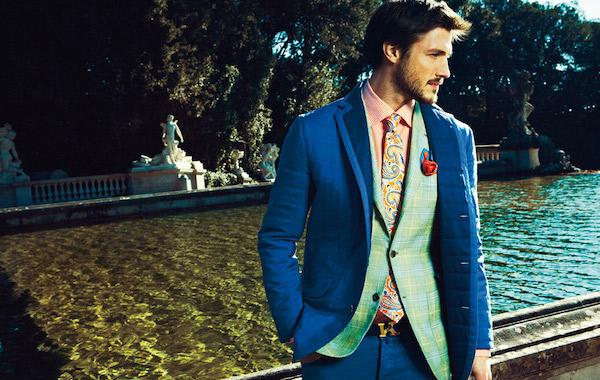 【女性は男性のスーツ&ネクタイ姿が大好き♪素敵ブランドに萌え♪のサムネイル画像