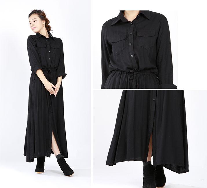 カッコ可愛く着れるロング丈シャツのおすすめ商品とコーデを紹介!のサムネイル画像