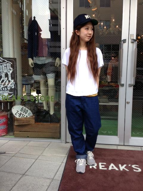 おしゃれなキャップをかぶったファッションをご紹介します☆のサムネイル画像