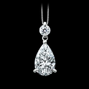 キラキラきれいな愛され「ダイヤモンドのネックレス」大特集☆のサムネイル画像