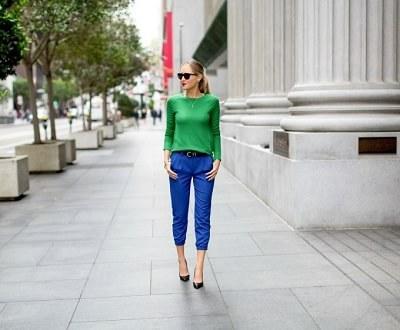 緑を使ったコーデが可愛い♡是非試してもらいたいコーデが満載♡のサムネイル画像