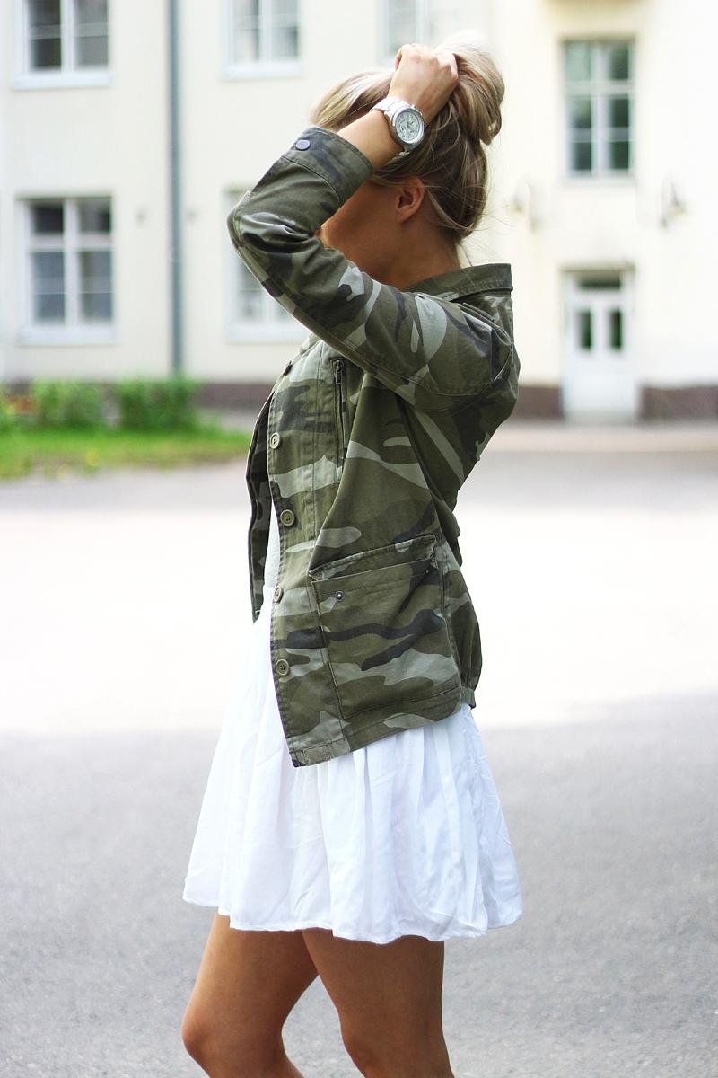 【迷彩ファッション】大注目のトレンドはやっぱり迷彩柄!!のサムネイル画像