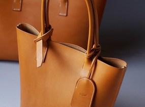 大人カッコいい革のトートバッグで、いつものコーデをランクアップ!のサムネイル画像