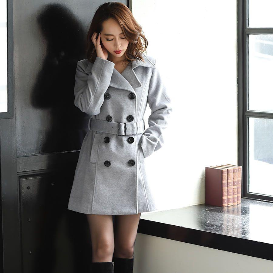 種類別コートのコーディネート!冬もバリエーション豊かなコーデを♡のサムネイル画像