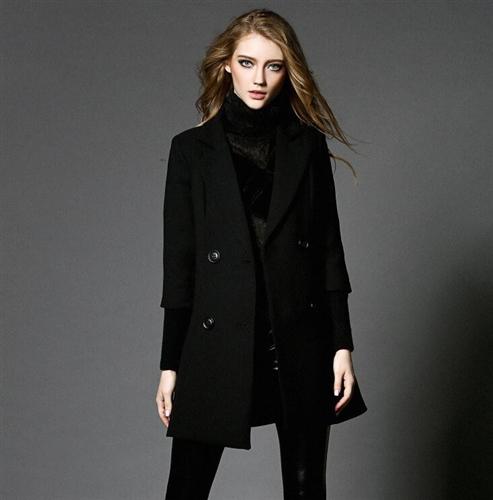 色別チェスターコートのコーディネート!冬の定番ファッション特集♡のサムネイル画像