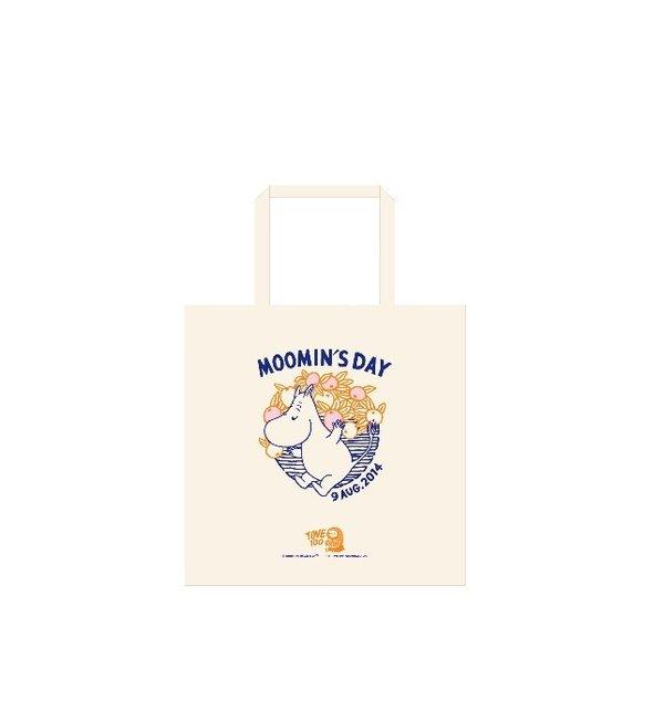 是非普段のお買い物等に使いたいかわいいムーミンのエコバッグのサムネイル画像