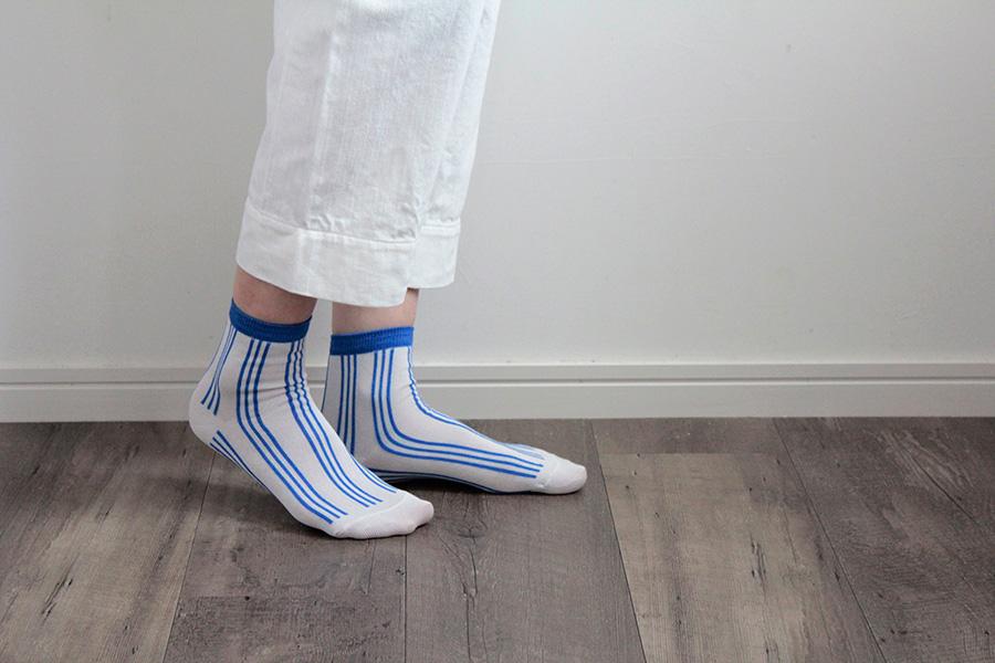おしゃれな靴下はコーデのポイントになる!〜おしゃれ靴下画像集〜のサムネイル画像