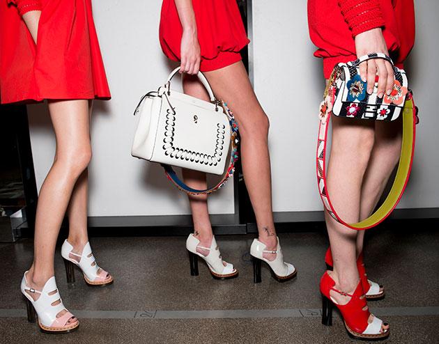 フェンディのバッグが、個性的で可愛すぎて、欲しくなるものばかり!のサムネイル画像