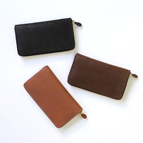 使いやすくてコンパクト◎人気のファスナータイプ長財布をご紹介のサムネイル画像