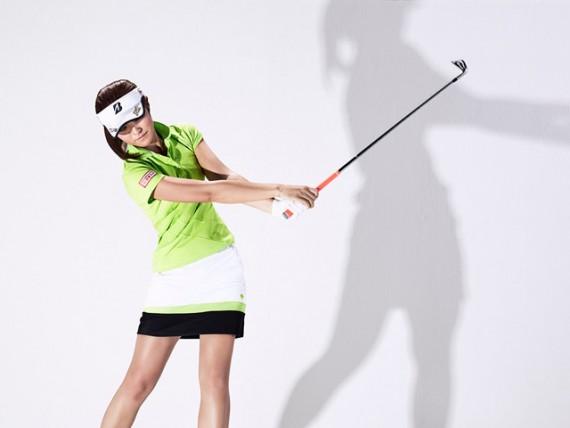 Kappa Golf(カッパゴルフ)のおしゃれなレディースゴルフウェア!のサムネイル画像