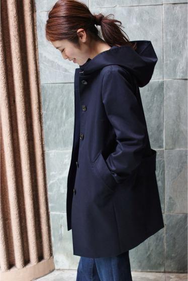 フード付きコートは大人可愛い☆おすすめ商品をご紹介します!のサムネイル画像