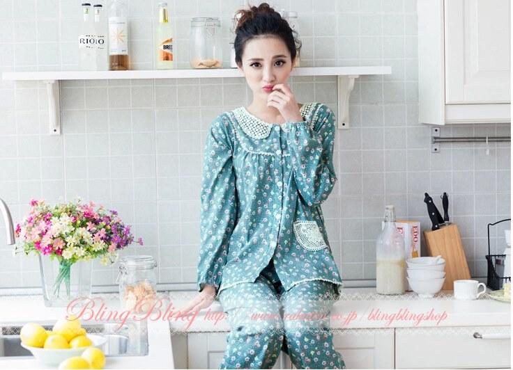 【今が買い時】かわいい♡上品♡おしゃれ♡レディースのパジャマのサムネイル画像