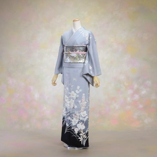 入学式や、七五三の付き添い、結婚式のお呼ばれに使える着物!訪問着のサムネイル画像