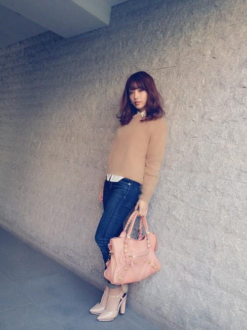 レディースの冬のファッションが可愛い♡デートにもぴったり♡のサムネイル画像