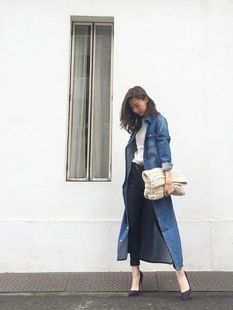 春はおしゃれなファッションが魅力的♡コーディネートを参考に♡のサムネイル画像