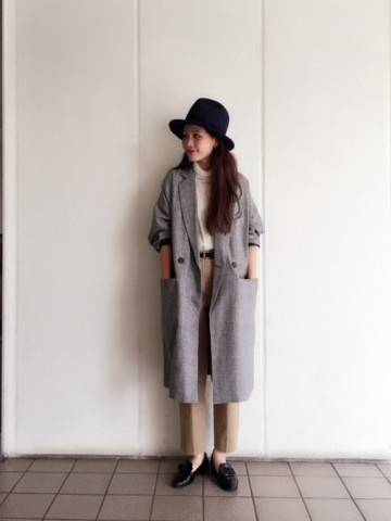 【コーデに合わせて】レディースの冬に大活躍する帽子を集めた!!のサムネイル画像
