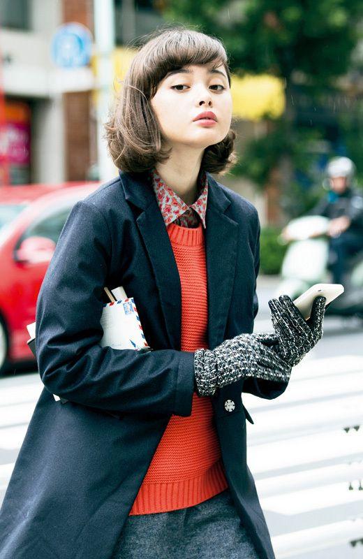 手の先までファッション!!人気のレディース手袋をご紹介☆のサムネイル画像