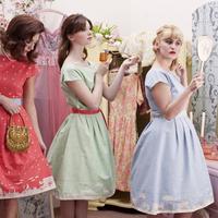 憧れのオードリー☆ヴィンテージファッションの魅力って?!のサムネイル画像