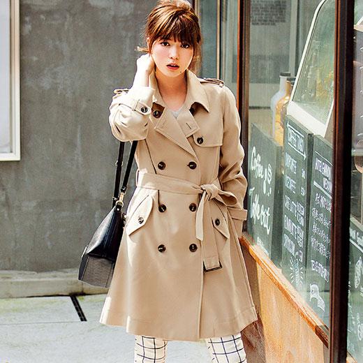 レディースのアウターやコートをご紹介☆人気のデザインは?のサムネイル画像