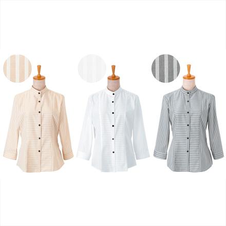 スタンダードカラーシャツはやっぱりレディースものが可愛い♡のサムネイル画像