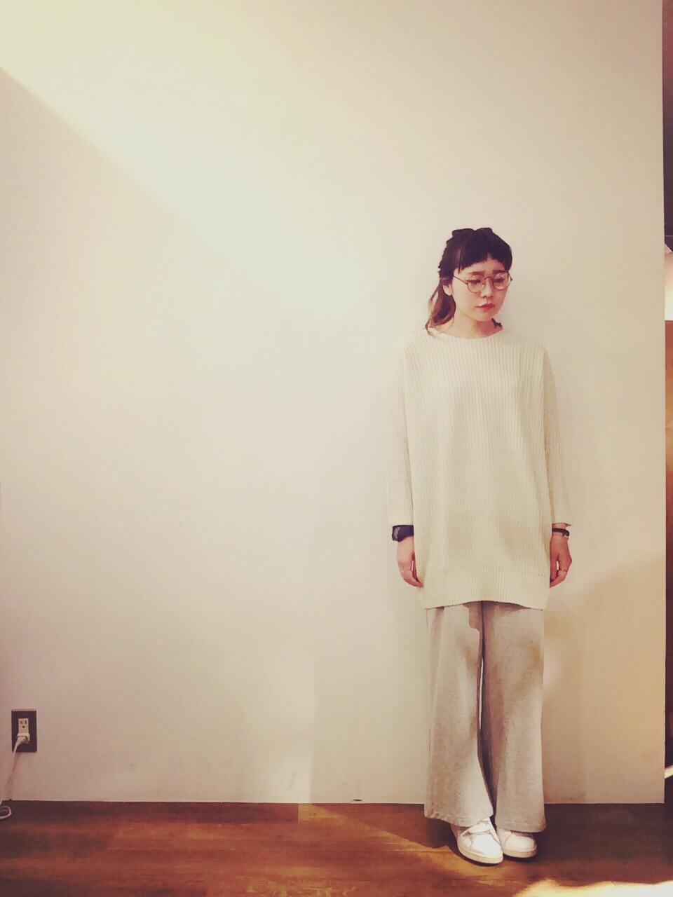 コーデが魅力的です♡秋冬はチュニックが大活躍の予感・・・♡のサムネイル画像