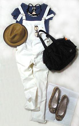 今年の春夏はサロペットに注目!ユニクロでプチプラで着こなそう☆のサムネイル画像