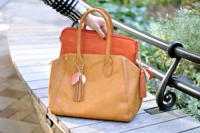 通勤だって可愛くいたい♡おすすめの『ビジネスバッグ』♡!のサムネイル画像