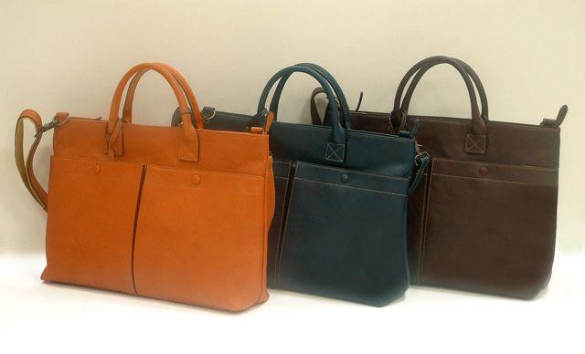 通勤でもかっこ可愛い私に♡『本革ビジネスバッグ』特集♡!!のサムネイル画像