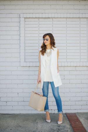 今年の流行りはジレンチ!トレンドアウターファッションをチェック♪のサムネイル画像