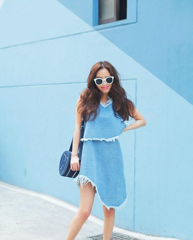 韓国の人気ブランドをチェック♡個性派ファッションで差を付けよう!のサムネイル画像