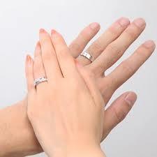 ダイアモンドペアリングは二人の指を美しく飾る永遠の愛の証!のサムネイル画像