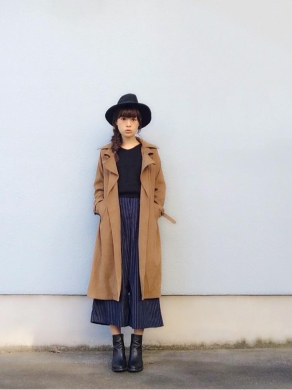 【コーデ特集】レディースの冬服をおしゃれにコーデしよう♡のサムネイル画像