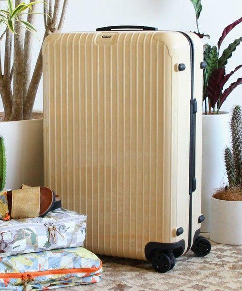 高級感たっぷりのブランドのキャリーバッグを持って旅行に行こう☆のサムネイル画像