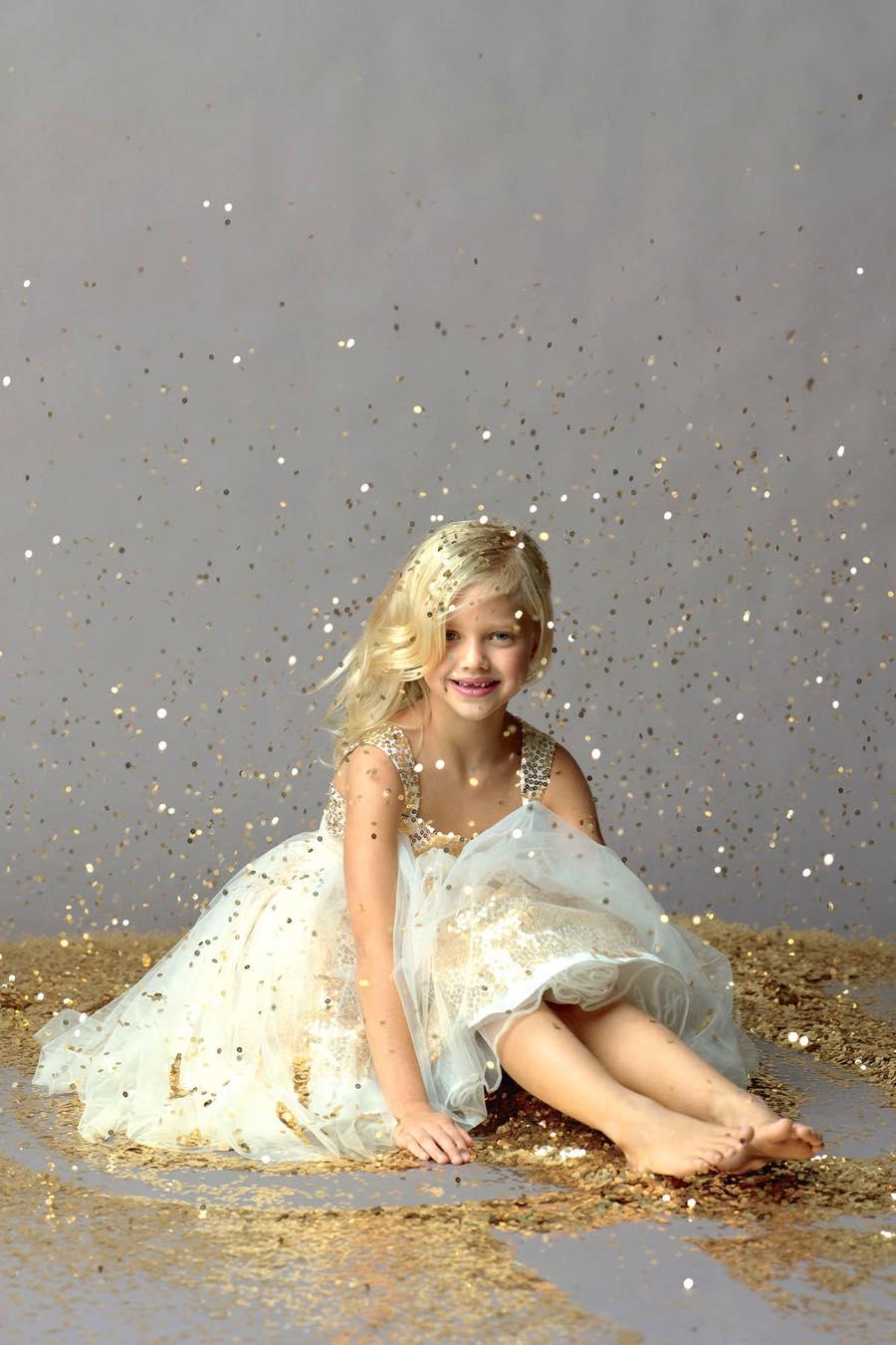超天使♡『フラワーガール』のための可愛い『ドレス』特集♡のサムネイル画像