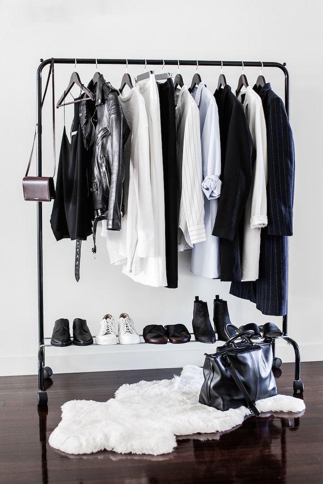 【モノトーンファッション】クールで大人なモノトーンコーデ♡のサムネイル画像