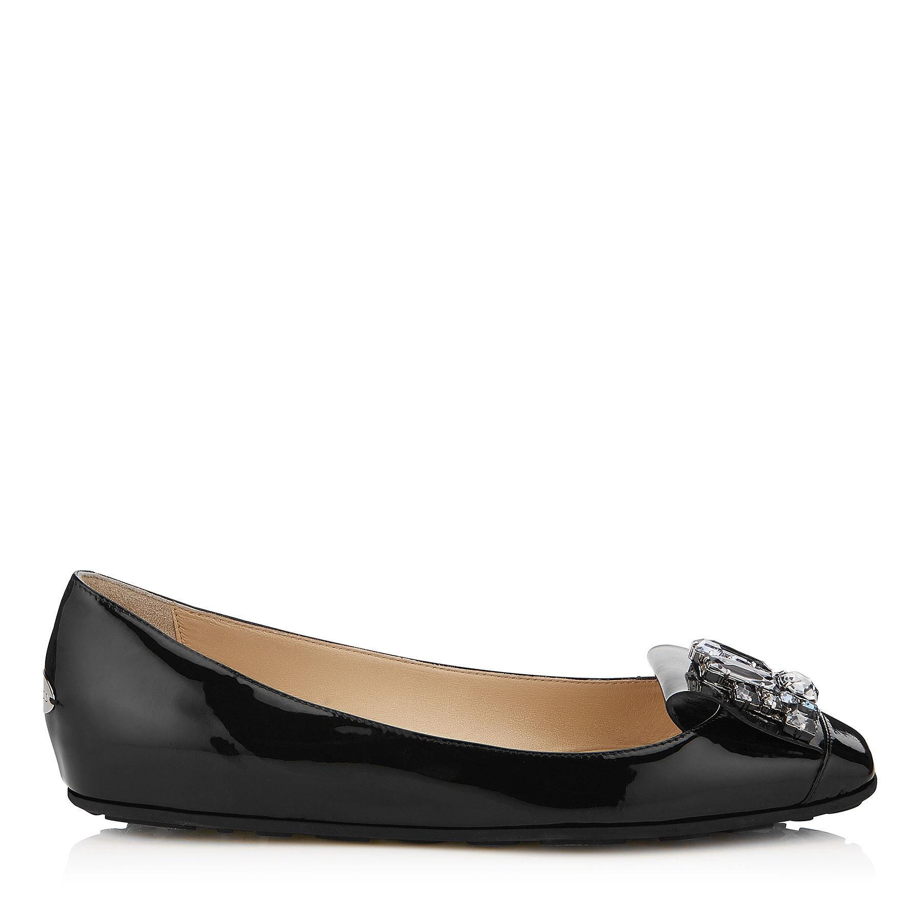 履きやすくてオシャレな、黒いバレエシューズ持ってますか?のサムネイル画像
